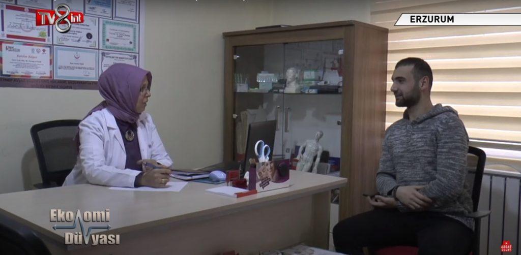 uzm dr zeynep avşar erzurum hacamat ozon akupunktur prp mezoterapi